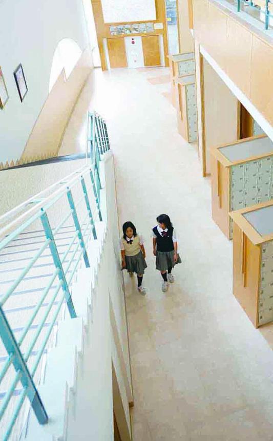 桐光学園中学校・高校の女子生徒