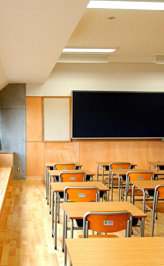 桐光学園中学校・高校の教室